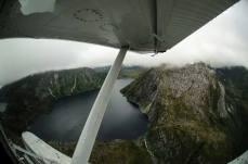 One of Baranof Island's many lakes!