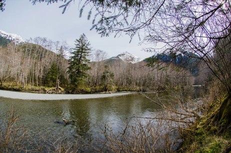Nakwasina River - Nakwasina Sound - Sitka, AK