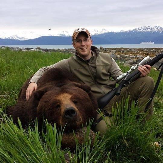 26 6/16ths inch Brown Bear!